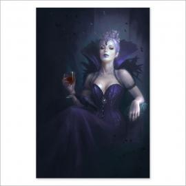 Raven queen