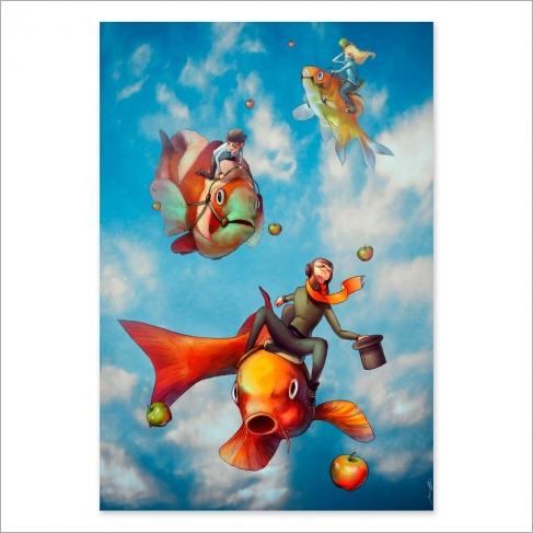 Apple Hunter (Poster)