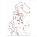 Bebé zanahoria - Dibujo