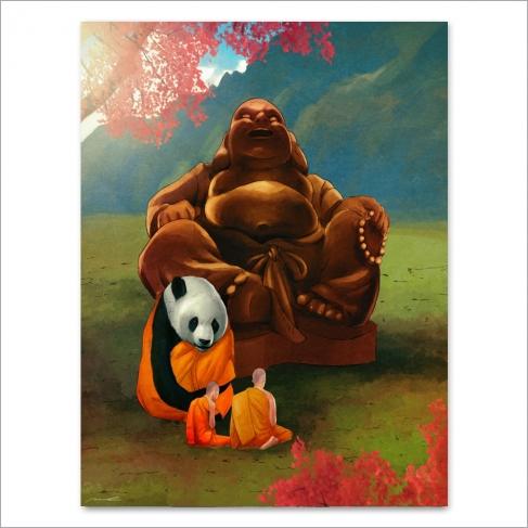 Buddah (Poster)