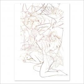 Confusing dreams - Dibujo