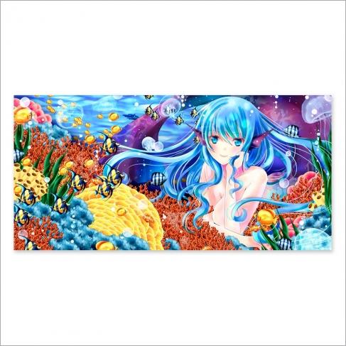 Deep water (Poster)