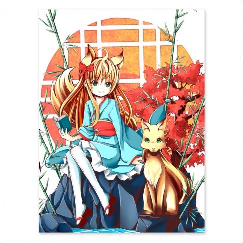 Kitsu (Poster)