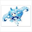 Snow Fairy (Poster)
