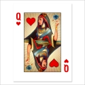 Queen of hearts (Poster)