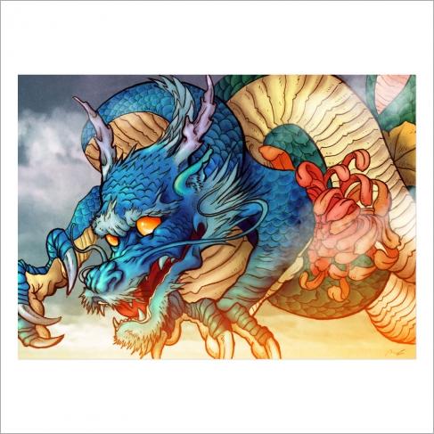 Dragón gon
