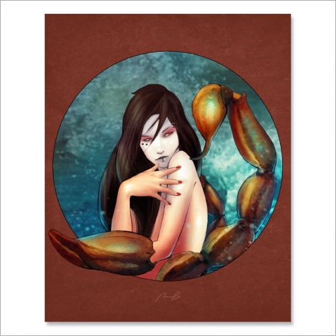Scorpio (Poster)