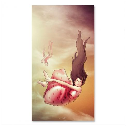 Skydancer (Poster)