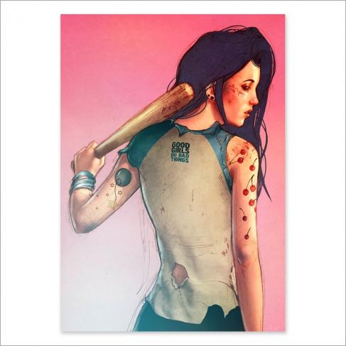 Tattoo girl 4