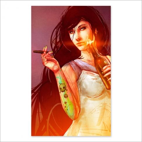 Tattoo girl 10