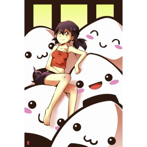 Poster Onigiri