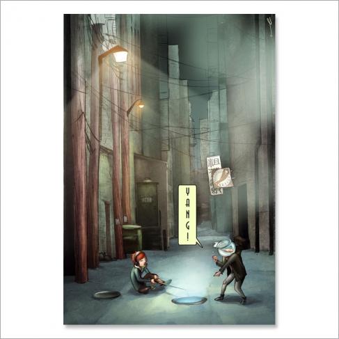 Yang! (Poster)