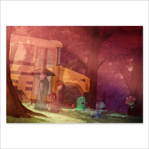 A casa fantasmicos