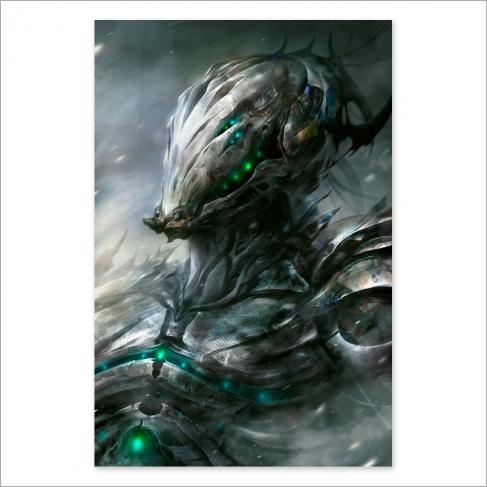 Steel skin (Poster)