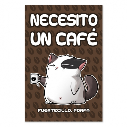 I need a coffee (Poster)