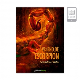 Veneno de escorpión (eBook)