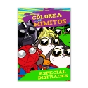 Colorea con Mimitos - Costumes special