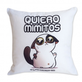 Square pillow Cuddle me