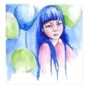 Cris Ferrer Original Painting