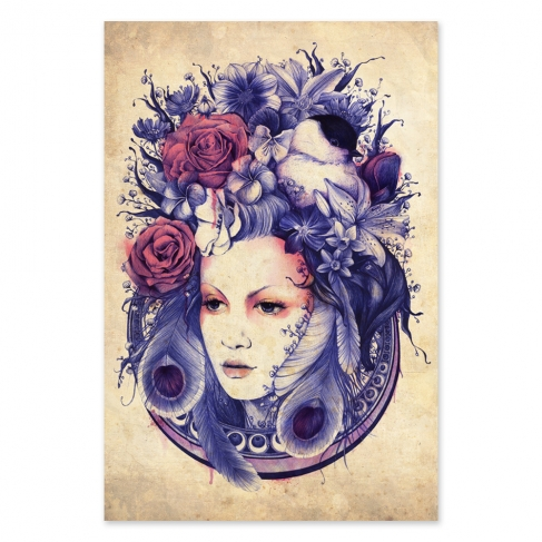 Fysis colour (Poster)