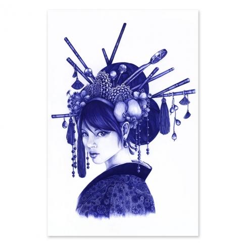 Maiko pen (Poster)