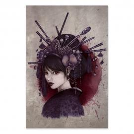 Maiko colour (Poster)