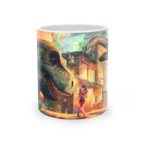 Homenaje a Dinotopia