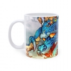 Dragon Gon con personajes
