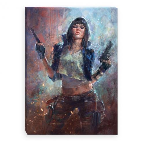Ari (Canvas)