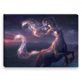 Night Centaur (Canvas)