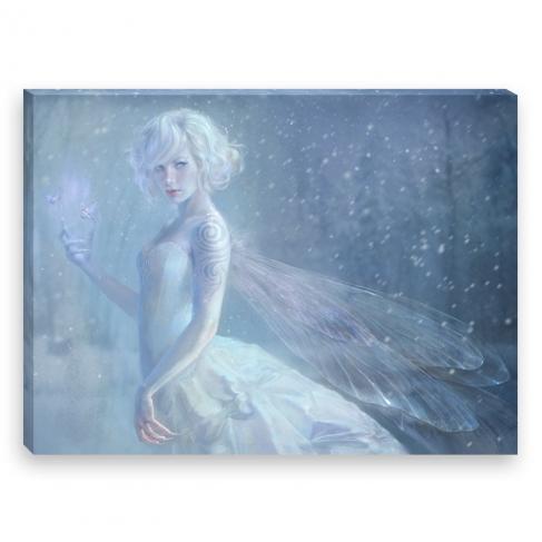 White Fairy (Canvas)