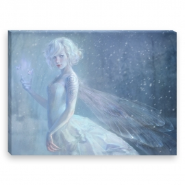 White Fairy (Canvas)