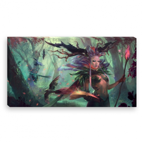 Forest Spirit (Canvas)