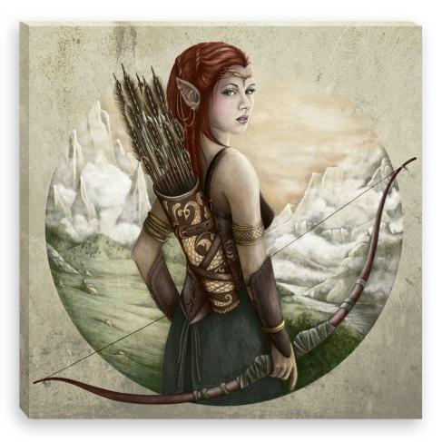 Edriel colour (Canvas)