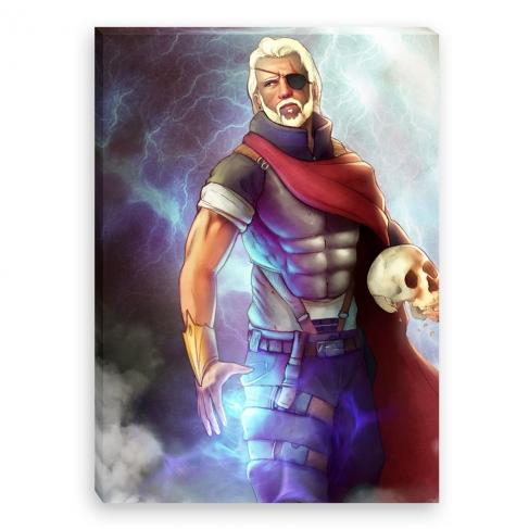 Zeus (Canvas)