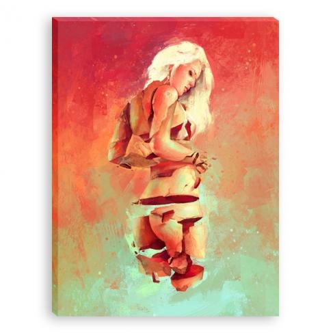 Pieces - pintura