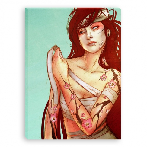 Tatto girl 2