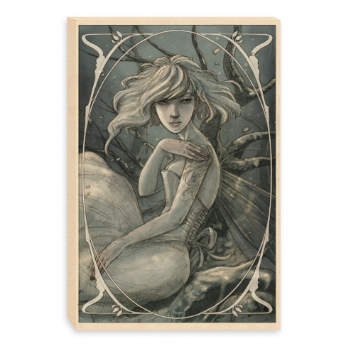 Pale Faerie colour (Canvas)