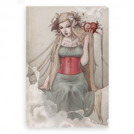 Clockwork heart color (Canvas)