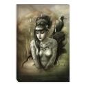 Mannequin desnuda - color