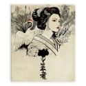 Geisha (Canvas)