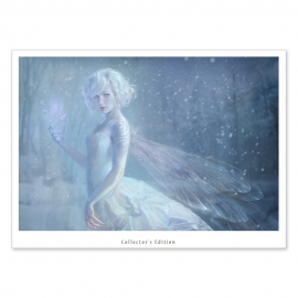 White Fairy (Collector sheet)