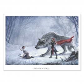Little Red Riding Hood (Collector sheet)