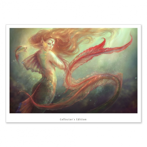 Mermaid (Collector sheet)