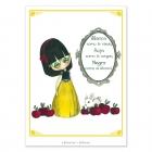 Snow White (Collector sheet)