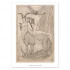 Centaur colour (Collector sheet)