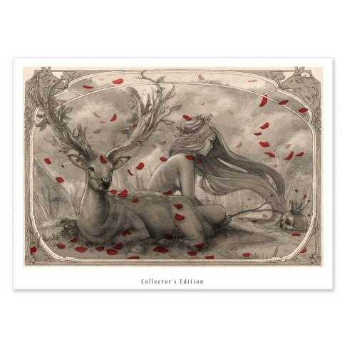 Memento mori colour (Collector sheet)