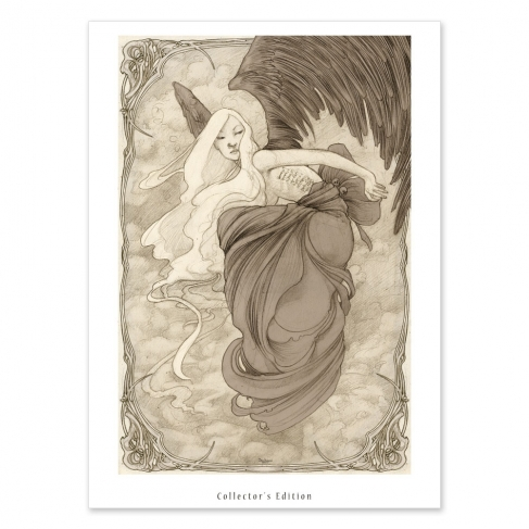 Alada drawing (Collector sheet)