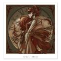 Geisha Steampunk - Color