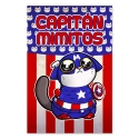 Cuddle me Captain America (Poster)